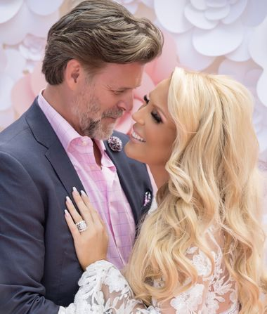 Pics & Video! Inside Gretchen Rossi's Perfectly Pink Baby Shower