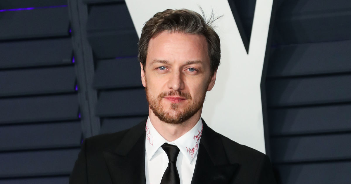 James McAvoy Discusses 'Complicated Relationship' with ...
