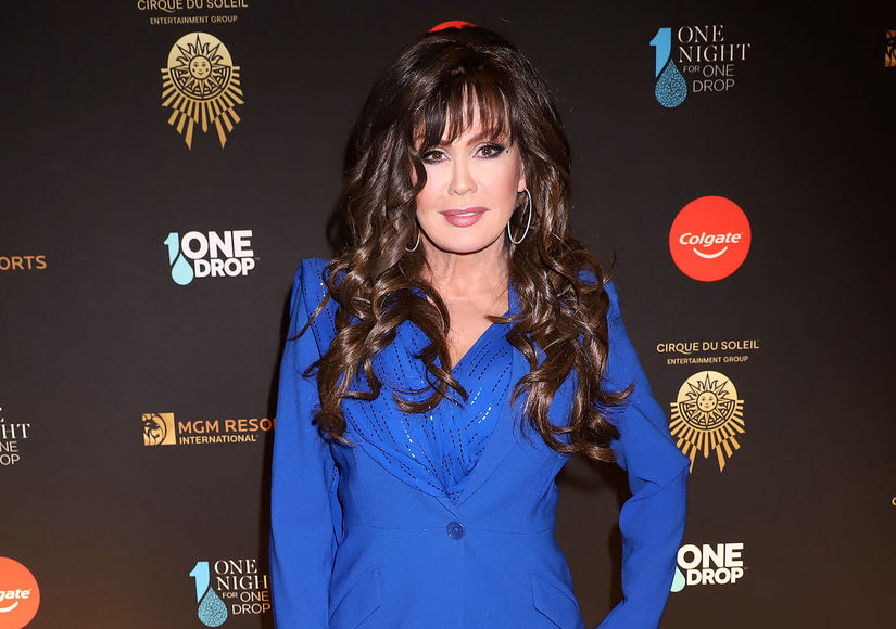 Marie Osmond's Newborn Granddaughter Rushed to ICU