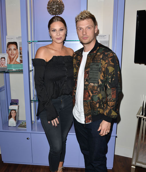 Nick Carter & Lauren Kitt Expecting Baby #2