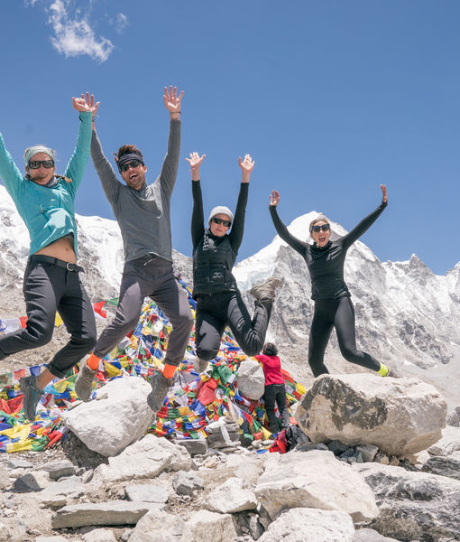 Mandy Moore Reaches Mount Everest Base Camp as Death Toll Rises to 11