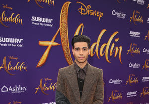 Mena Massoud Explains How He Nabbed Star-Making Role in 'Aladdin'