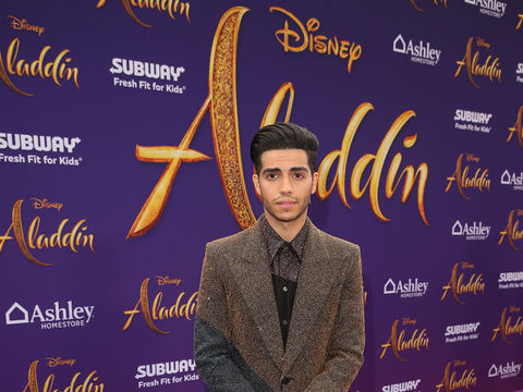 Mena Massoud Explains How He Nabbed Star-Making Role in 'Aladdin'
