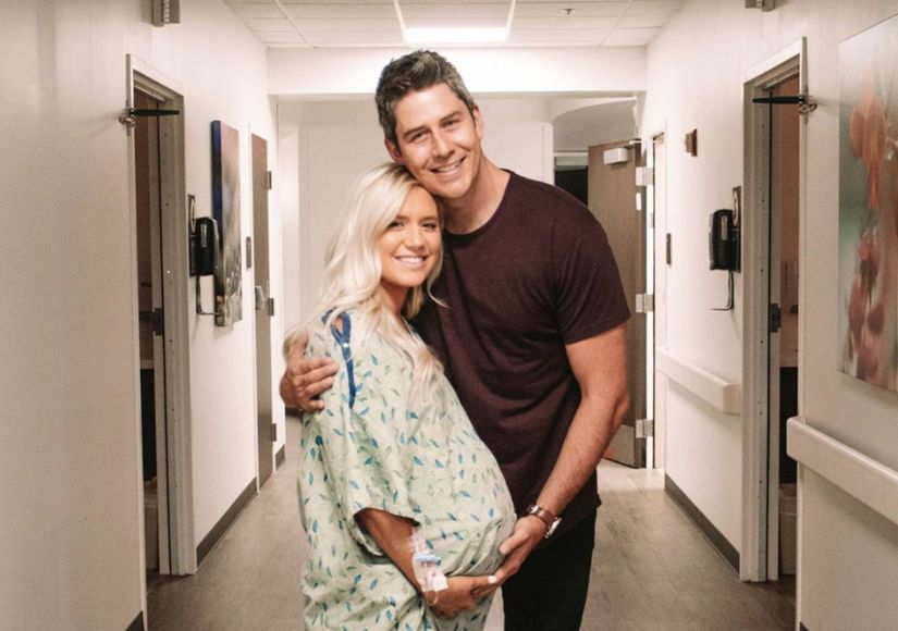 'Bachelor' Baby! Arie Luyendyk, Jr. & Lauren Burnham Welcome Daughter