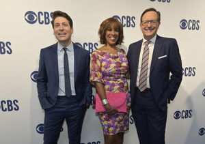 Gayle King & Tony Dokoupil Talk Dream Guests on 'CBS' This Morning'
