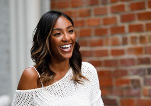 What Makes Tayshia Adams Nervous About 'Bachelor in Paradise'?