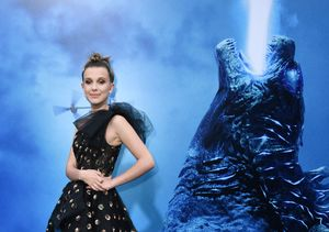 All About the Monsters! Millie Bobby Brown Talks 'Godzilla' &…