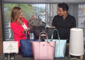 'Extra's' Pop-Up Shop: Skin Rejuvenation Sets, Travel Totes, and Clean-Air…