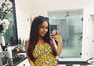 Reality Star Nicole 'Snooki' Polizzi Welcomes Baby #3