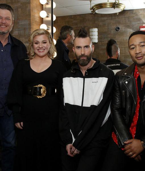 John Legend Reacts to Adam Levine's 'Voice' Exit: Plus, How Chrissy Is Doing…