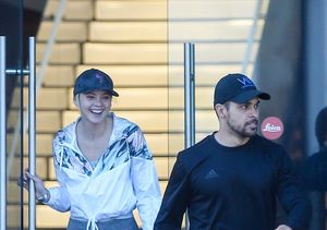 New Couple Alert? Wilmer Valderrama & Amanda Pacheco Spark Dating…