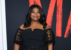 Octavia Spencer Credits Mark Wahlberg for Helping Her Get Fit!