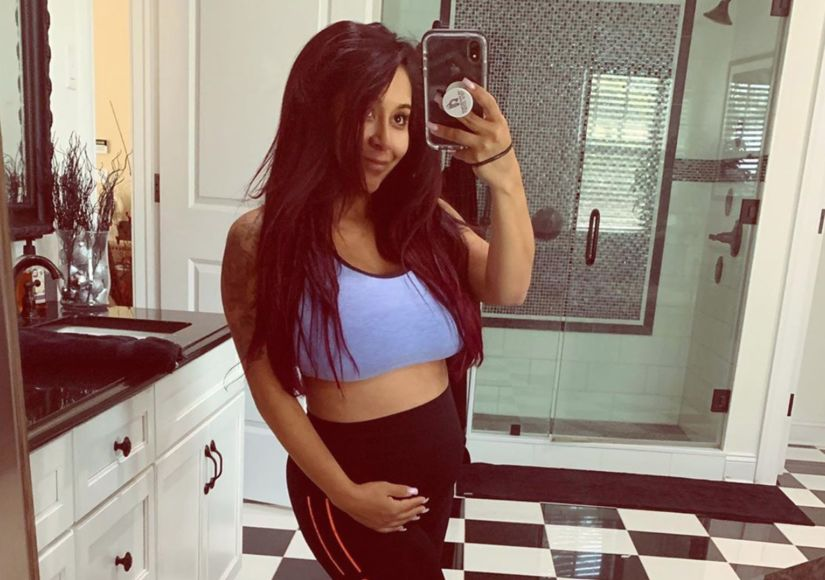 Snooki Posts Mirror Selfie and Gets Real About Her Postpartum Body
