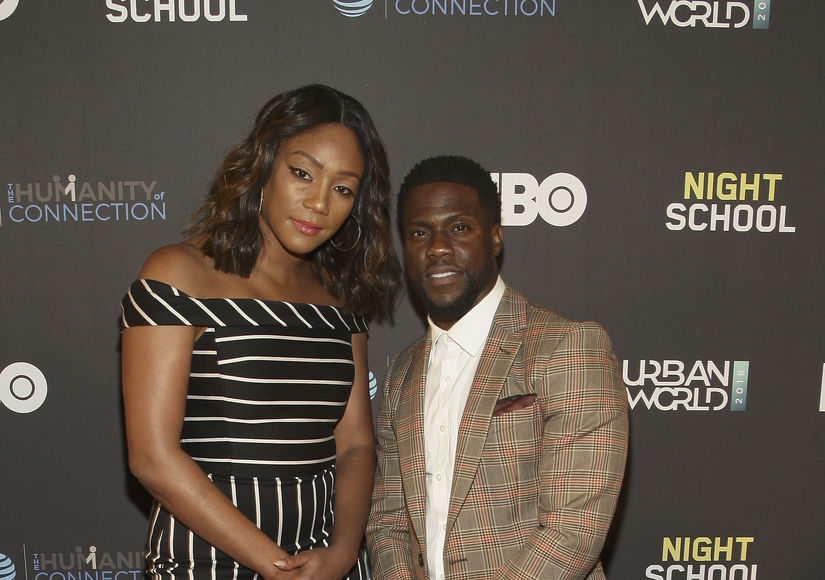 'Extra' Quiz! How Well Do Kevin Hart & Tiffany Haddish Know Each Other?