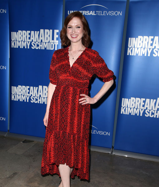 Ellie Kemper Expecting Baby #2 — See Her Barely-There Bump!