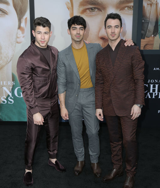 Nick Jonas: 'Chasing Happiness' Doc Led to Jonas Brothers Getting Back Together