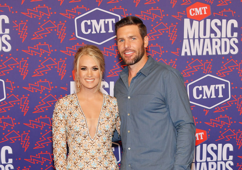 Carrie Underwood on Getting Her Bikini Body Back After Baby