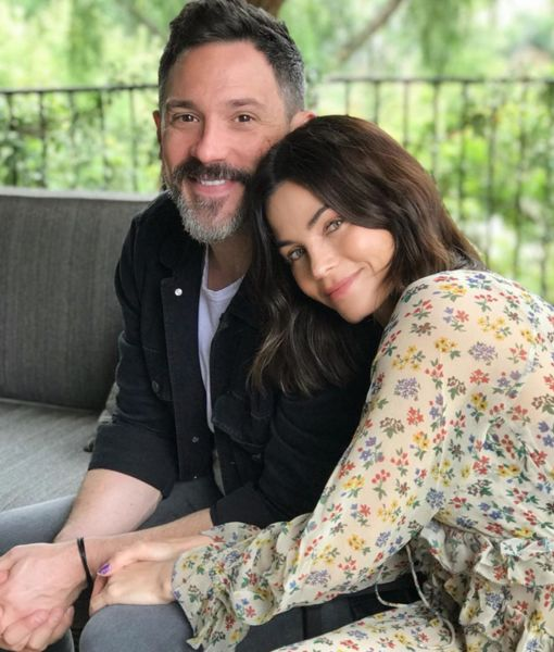 Jenna Dewan & Steve Kazee Make It Instagram Official