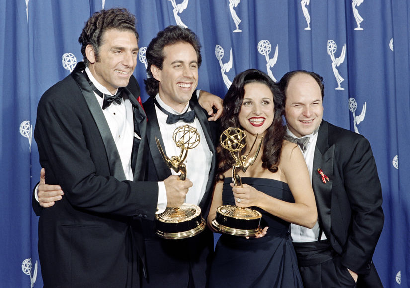 Would Jerry Seinfeld Consider a 'Seinfeld' Reboot? He Answers!
