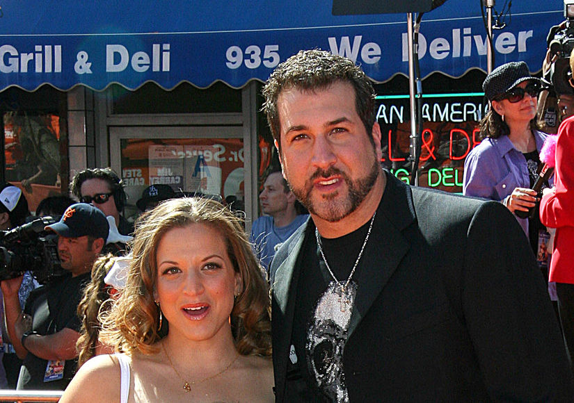 Joey Fatone Confirms He's Divorcing Wife Kelly Baldwin