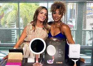 'Extra's' Pop-Up Shop: Charging Wallets, Illuminated Mirrors, and Neck…
