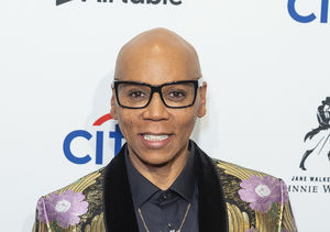 RuPaul Explains How Different He Is When He's Not in Drag