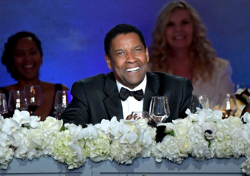 Denzel Washington Shares His Proudest Achievement