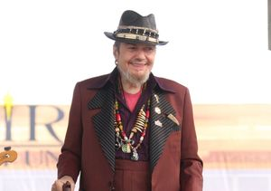 Grammy Winner Dr. John Dead at 77