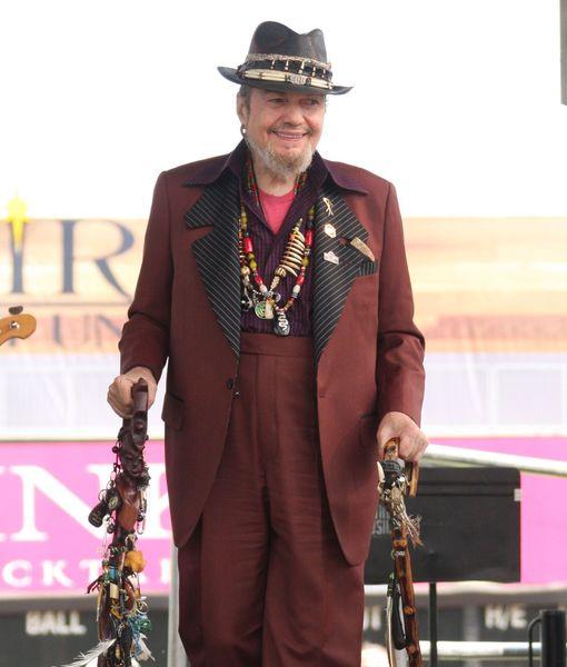 Grammy Winner Dr. John Dead at 77