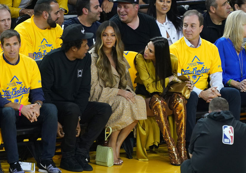 Beyoncé's Team Reacts to Side-Eye Moment at Basketball Game