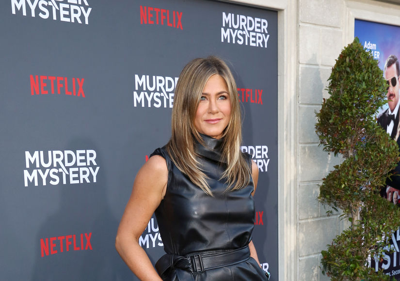 Jennifer Aniston on Whether the 'Friends' Reunion Is Real