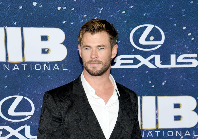 Chris Hemsworth's Simple Marriage Advice for Chris Pratt