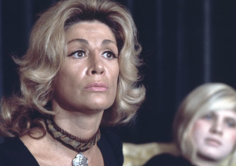 'Midnight Cowboy' Oscar Nominee Sylvia Miles Dead at 94