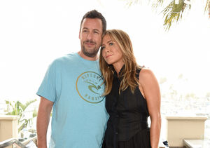 Adam Sandler Jokes About What Jennifer Aniston & His Wife Bond Over