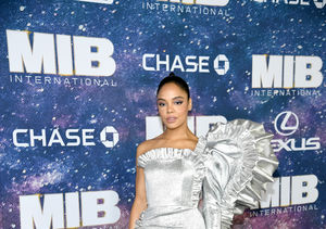 Tessa Thompson Hopes Will Smith Approves of 'Men in Black: International'