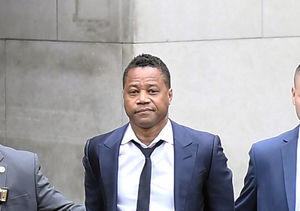 Cuba Gooding Jr. Turns Himself in to Police