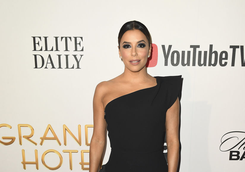 Eva Longoria Dishes on Her 'Grand Hotel' Scenes, Plus: Her Life with Son…