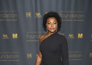 Taraji P. Henson Gets Serious About Mental Health
