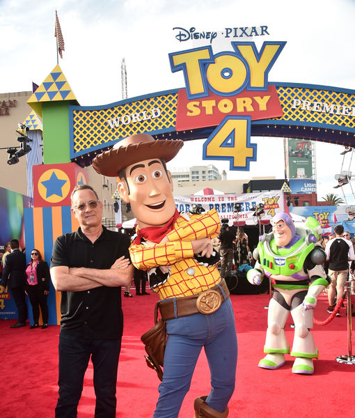 Tom Hanks Explains Why 'Toy Story 4' Required Him to Workout His Diaphragm