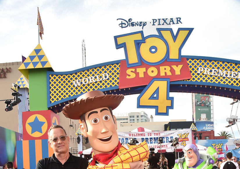 Tom Hanks' Initial Reaction to 'Toy Story' Franchise