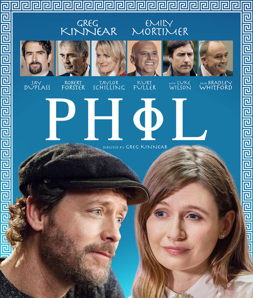 Trailer Debut! Greg Kinnear Leads a Double Life in New Movie 'Phil'