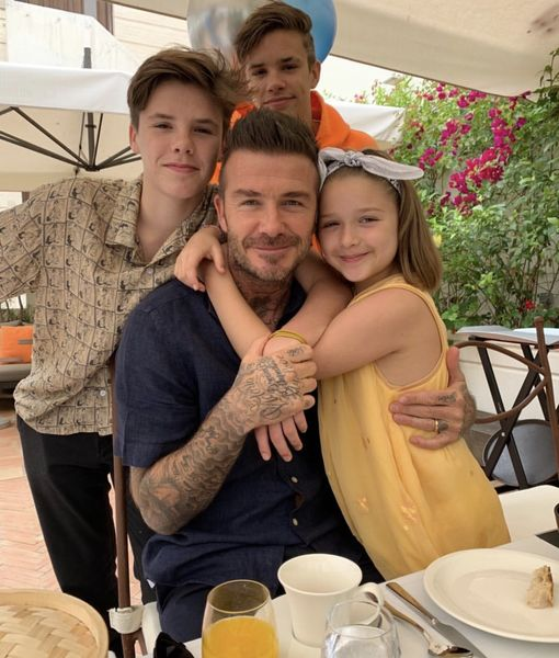 Pics! Stars Celebrate Father's Day