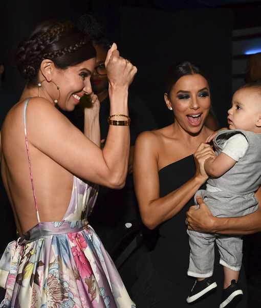 Roselyn Sánchez Dishes on Eva Longoria's Impressive Mommy Skills on 'Grand…