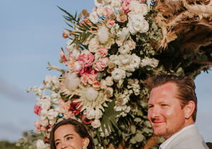 Wedding Pic! Reality Star Samantha DeBianchi Marries Tony Laviola