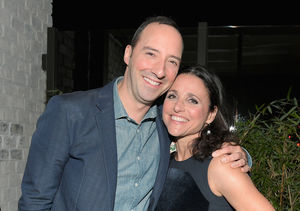 Tony Hale Gives New Health Update on Julia Louis-Dreyfus
