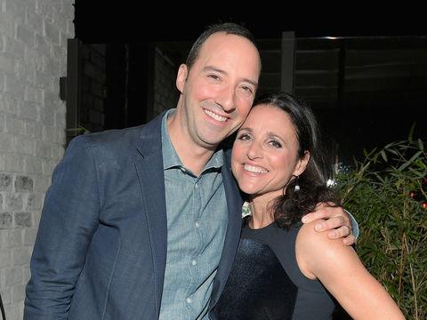 Tony Hale Gives New Health Update on Julia Louis-Dreyfus