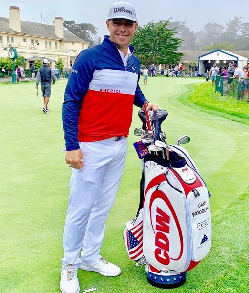 Gary Woodland Celebrated U.S. Open with Biggest Fan Amy Bockerstette