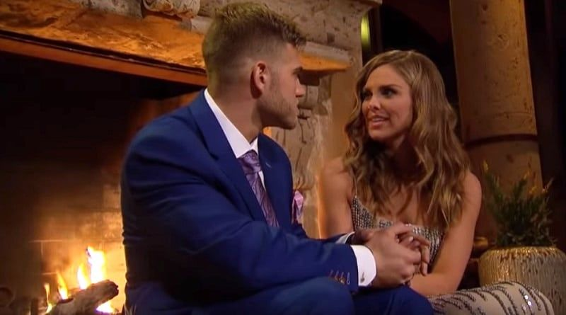 'The Bachelorette': Luke P. Freaks Out on Hannah Brown About Sex