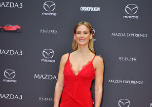 Model Bar Refaeli Expecting Baby #3