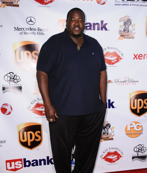Actor Quinton Aaron Was Hospitalized